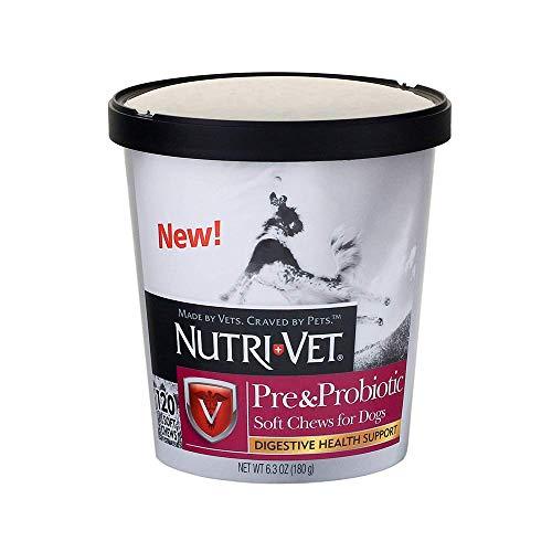 Nutri-Vet Pre and Probiotic Soft Chews