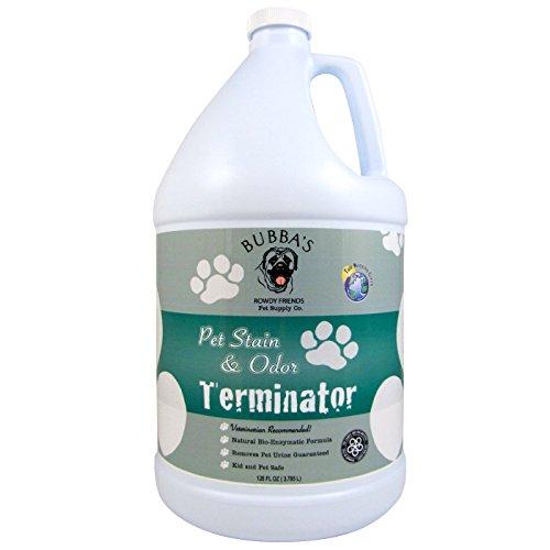 Bubba's Rowdy Friends Enzyme Pet Odor Eliminator