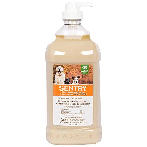 Sentry Oatmeal Flea & Tick Shampoo