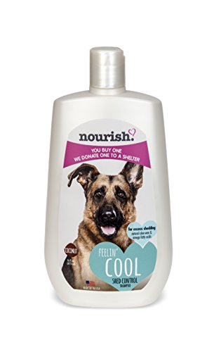 Nourish Fresh Deodorizing Dog Shampoo