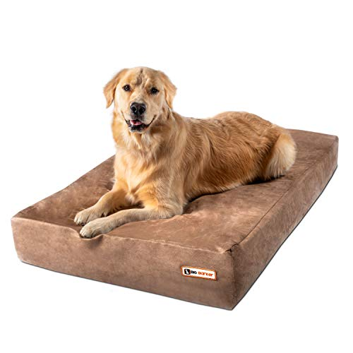 Big Barker  Orthopedic Dog Bed - Sleek Edition
