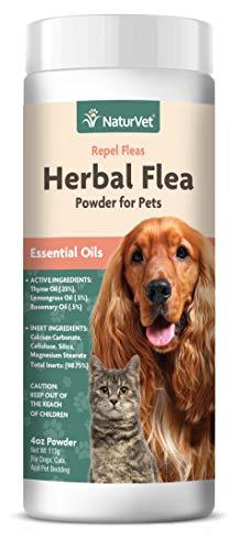 NaturVet Herbal Flea Powder