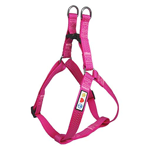 Pawtitas Pet Soft Adjustable Step-In Dog Harness