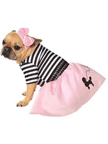 Rubie's 50s Girl Dress Pet Costume