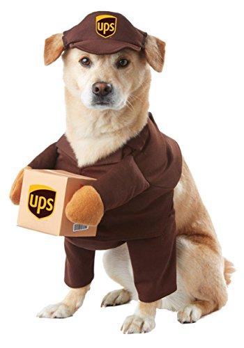 UPS Pal Pet Halloween Costume