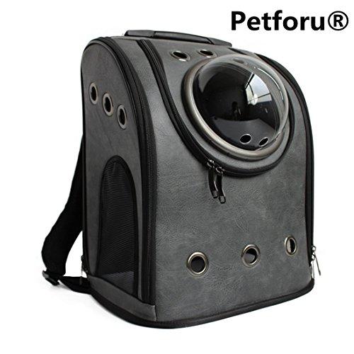 Petforu Space Capsule Pet Carrier Backpack