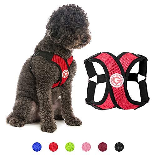 Gooby Choke Free Step-In Comfort X Dog Harness