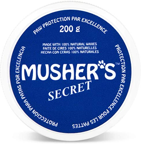 Musher's Secret Pet Paw Protection Wa