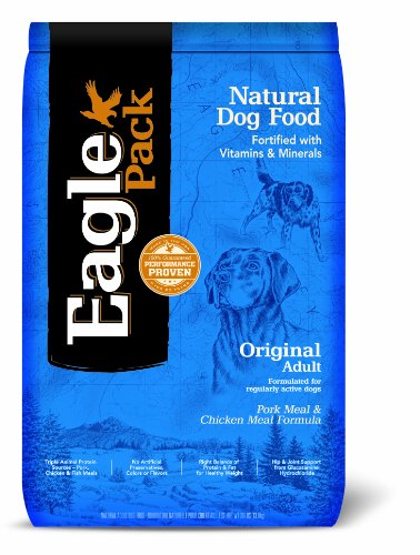 Eagle Pack Natural Dry Chicken & Pork Dog Food