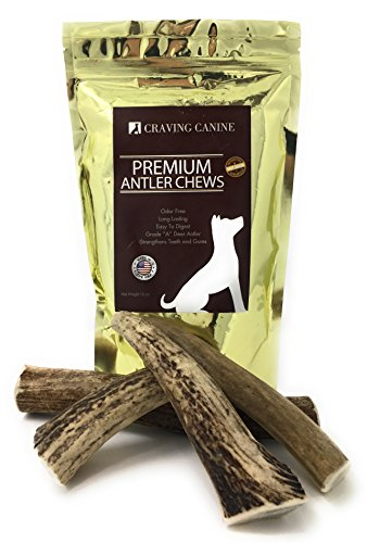 Craving Canine Grade A USA Deer Antlers