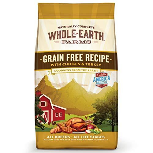 Merrick Whole Earth Farms Grain-Free Dog Food