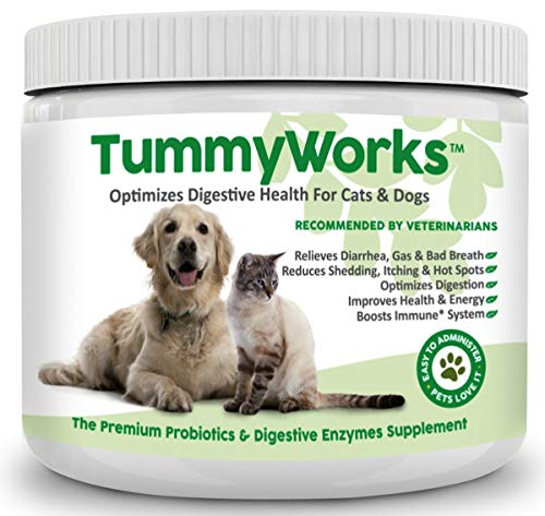 Finest For Pets TummyWorks Probiotic For Dogs