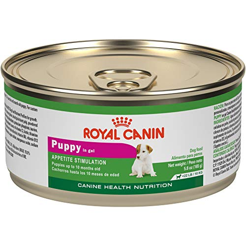 Royal Canin Health Nutrition Puppy Canned Dog Food
