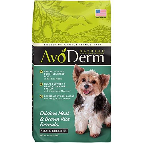 AvoDerm Natural Small Breed Dog Food