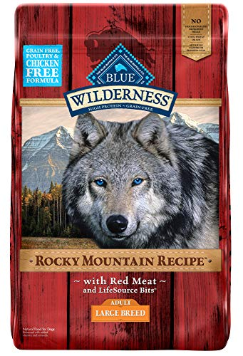 Blue Wilderness Rocky Mountain Large Breed Formula