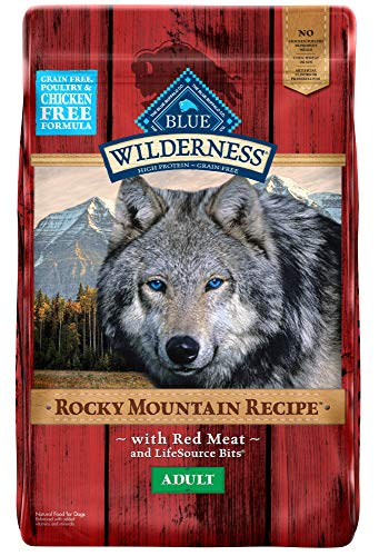 BLUE Wilderness Rocky Mountain Dry Dog Food