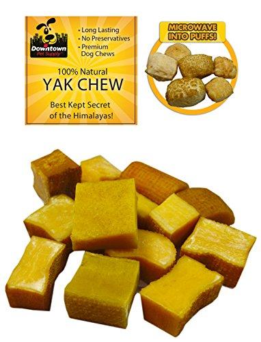 Downtown Pet Supply Himalayan Yak Nugget Dog Chews