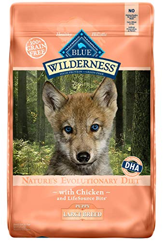 Blue Buffalo Wilderness Puppy Chicken Formula