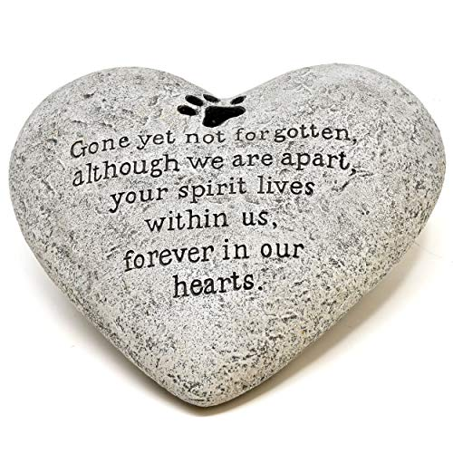 Gift Boutique Pet Memorial Stones