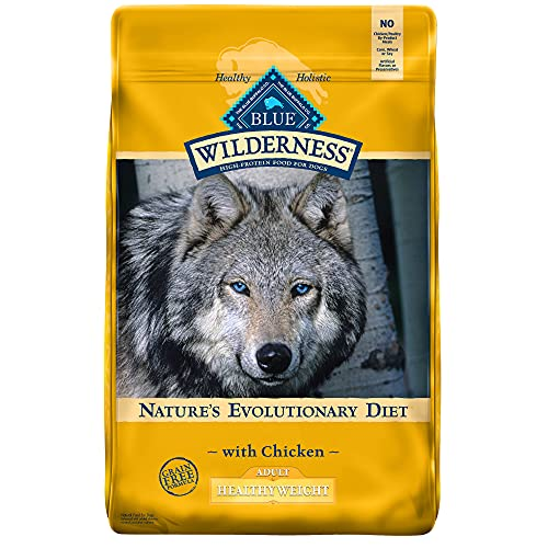 Blue Wilderness Healthy Weight Grain-Free Dry Food