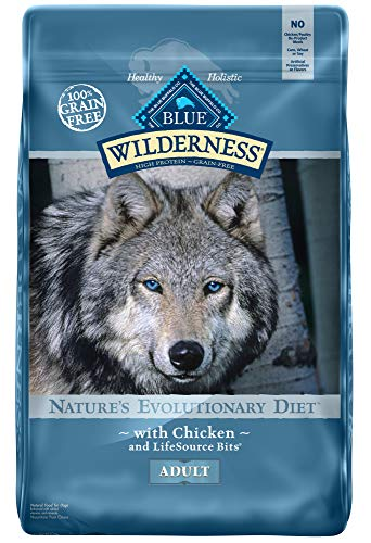 Blue Buffalo Wilderness Grain Free Dog Food