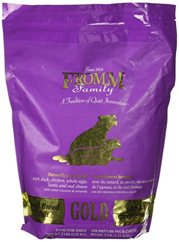 Fromm Gold Adult Dog Food Small Breed (5 Lb)