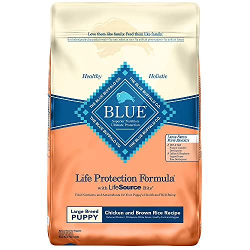 Blue Life Protection Large Breed Puppy Food