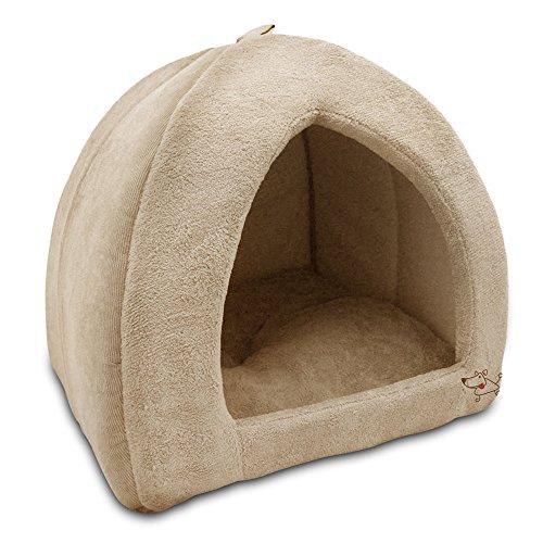 Best Pet Supplies, Inc. Coral Fleece Tent