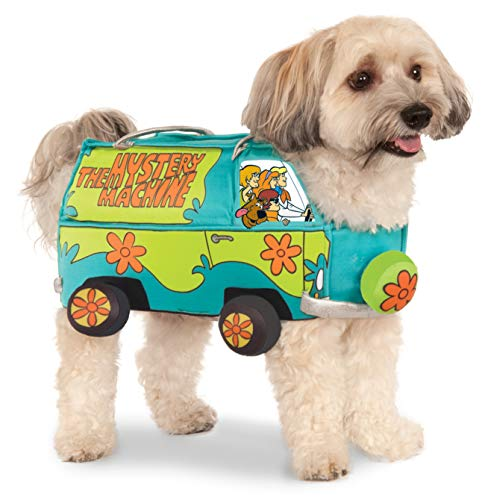 Scooby-Doo The Mystery Machine Pet Suit