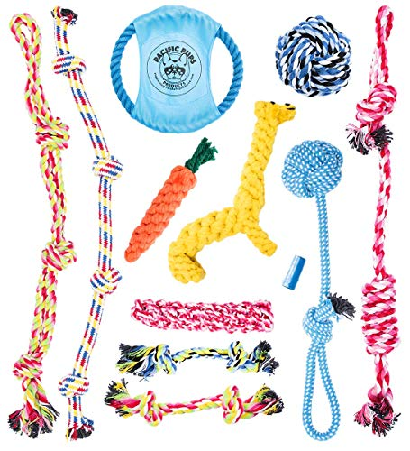 Pacific Pups Products Rope Toys For Aggressive Chewers