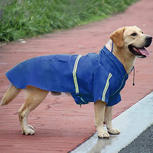 OkDeals Lightweight Waterproof Dog Coat