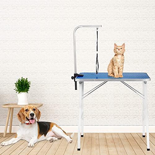 JY QAQA Pet Dog Grooming Table