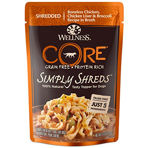 Wellness CORE Simply Shreds Food Topper