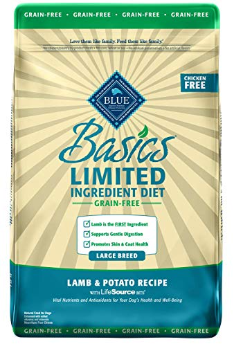 Blue Basics Limited Ingredient Large Breed Dry Food