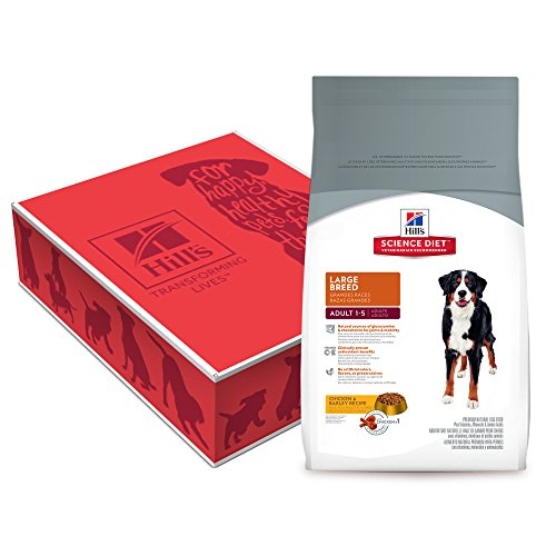 Hill's Science Diet Large Breed Dry Food