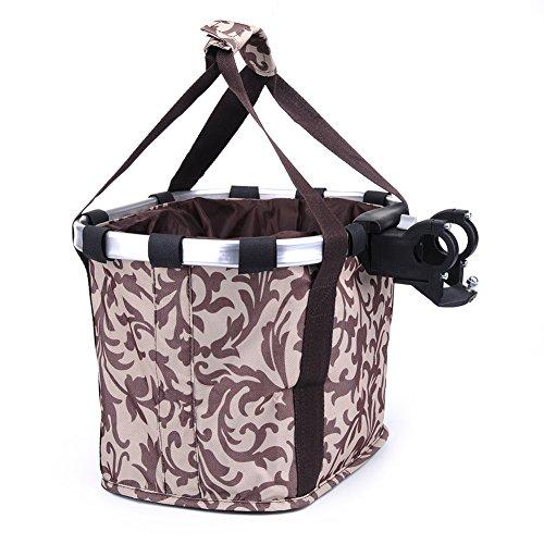 Petall Pet Dog Bike Basket & Carrier Bag