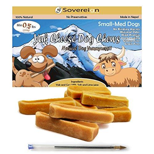 Sovereign-Gear Himalayan Yak Dog Chews