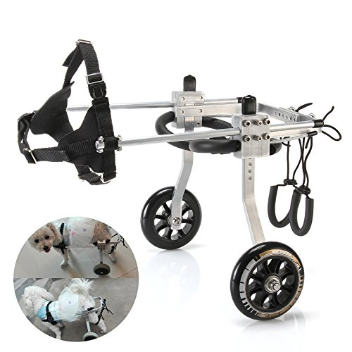 Anmas Sport Adjustable Wheelchair For Small Dogs