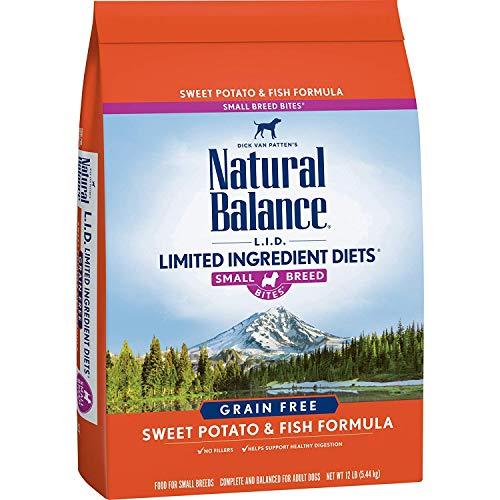 Natural Balance Small Breed Bites L.I.D. Dry Dog Food
