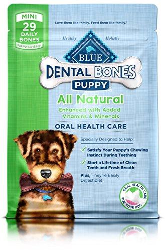 Blue Buffalo Blue Bones Mini Size Dental Chews