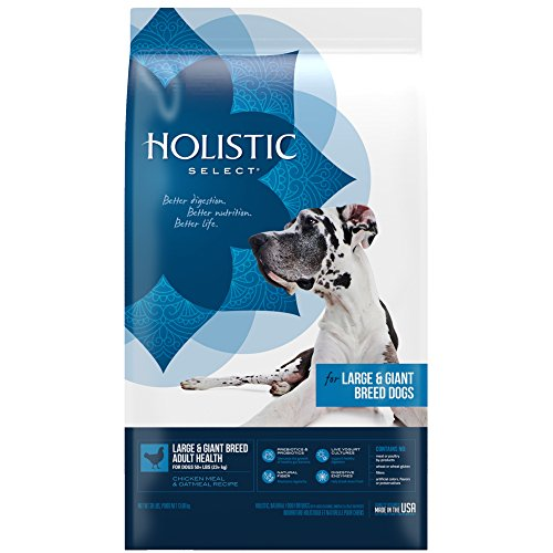 Holistic Select Natural Large & Giant Breed Formula