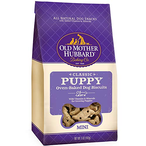 Old Mother Hubbard Classic Crunchy Natural Puppy Treatr
