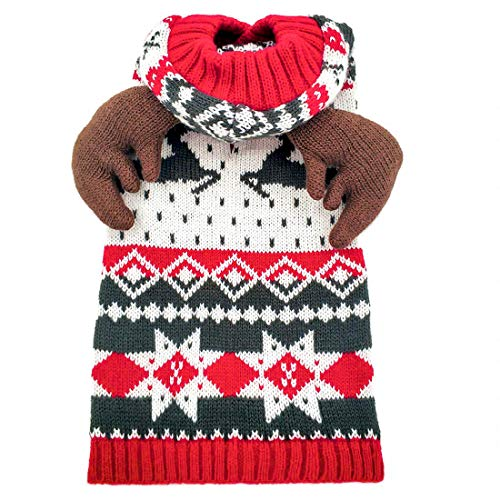 Kyeese Holiday Dog Sweater