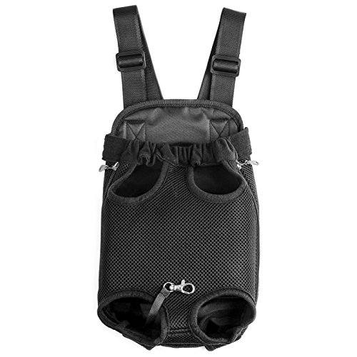 GEEPET Legs Out Front-Facing Dog Carrier