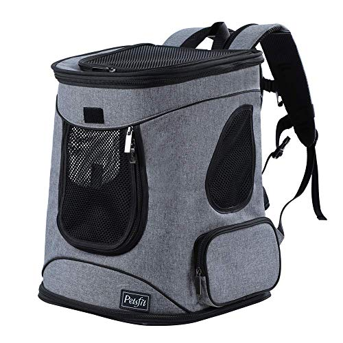 Petsfit Soft Pet Backpack