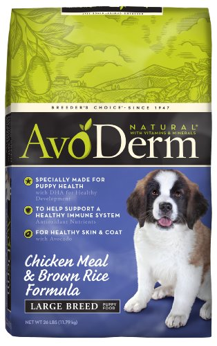 AvoDerm Natural Large Breed Puppy Food