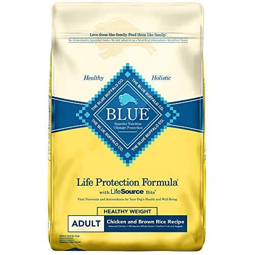 BLUE Life Protection Formula Healthy Weight Dry Food