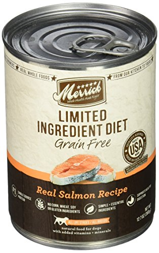 Merrick Limited Ingredient Diet Canned Wet Food