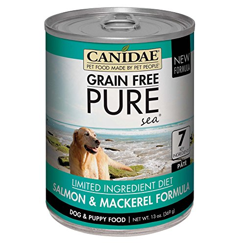 CANIDAE Grain Free PURE Adult Dog Wet Food