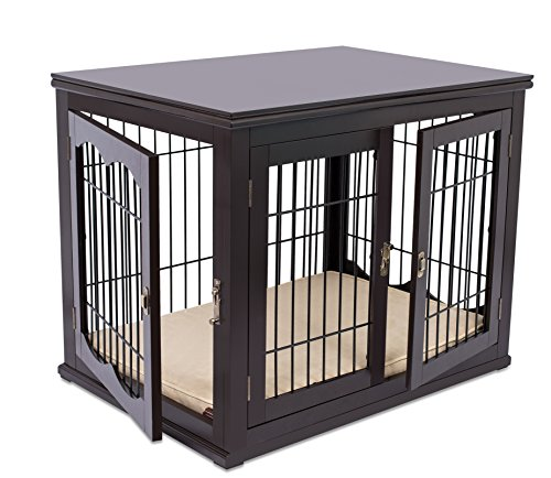 Internet's Best Side Table Dog Crate